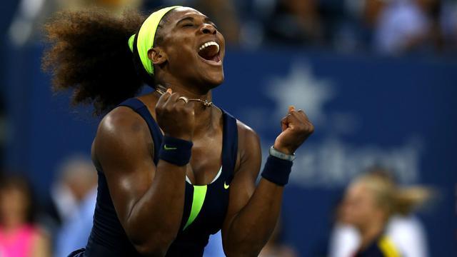 Serena Williams est dans un monde bien à elle: sa victoire dimanche à l'US Open face à la N.1 mondiale Victoria Azarenka vient clore un été magique et à bientôt 31 ans, l'Américaine ne montre aucun signe d'essouflement et assure avoir toujours faim [GETTY IMAGES NORTH AMERICA]