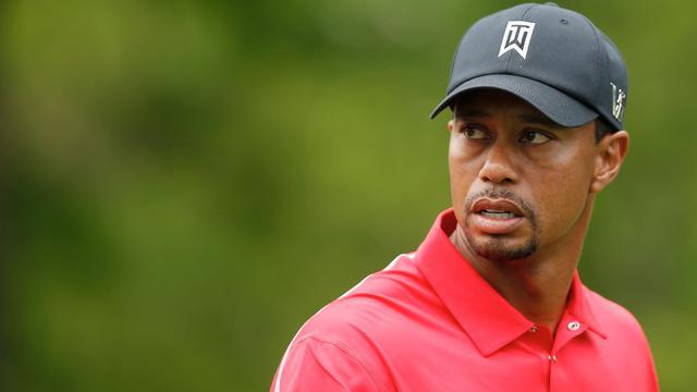 Le golfeur américain Tiger Woods lors d'un tournoi dans l'Ohio, le 2 juin 2013 [Scott Halleran / AFP/Getty Images/Archives]