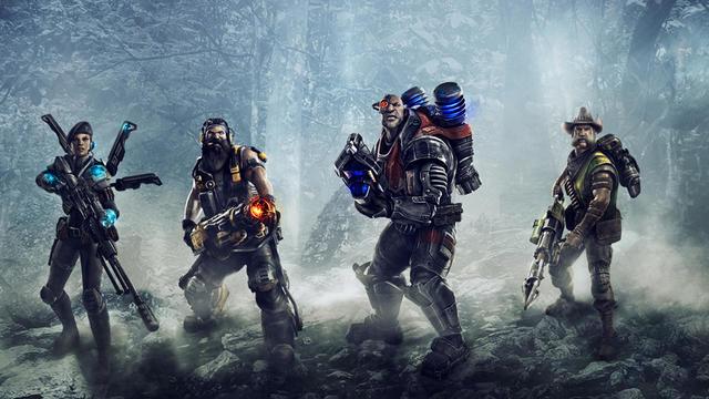 Quatre chasseurs sont lancés aux trousses de dangereuses créatures.