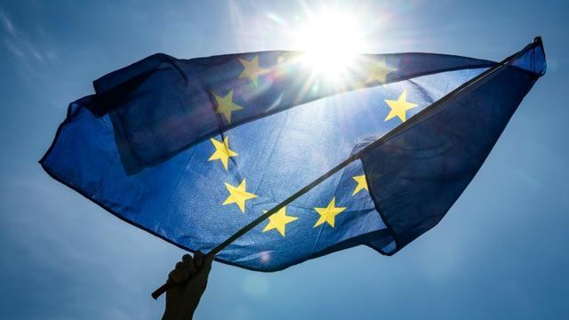 Quelque 427 millions d'Européens sont en âge de participer au scrutin, qui vise à élire pour 5 ans les 751 membres du Parlement européen [Sina Schuldt / dpa/AFP/Archives]