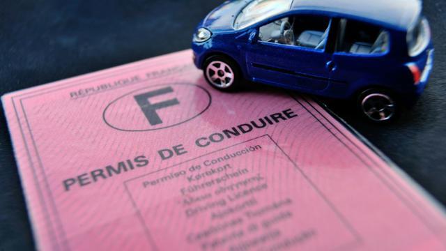 Tout apprenti d'au moins 18 ans bénéficiera sans conditions d'une aide de 500 euros pour passer le permis de conduire [PHILIPPE HUGUEN / AFP/Archives]