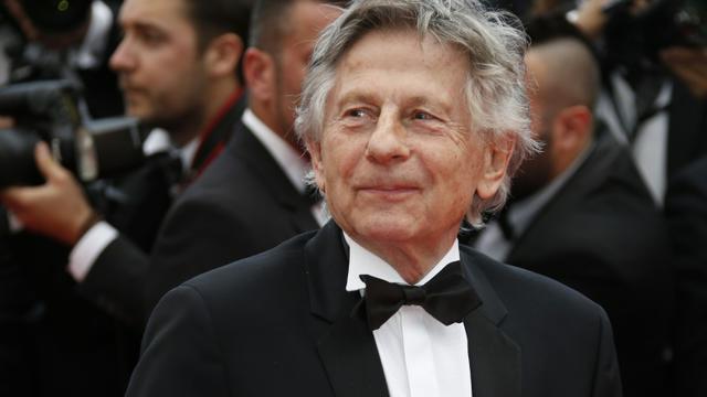 Le cinéaste Roman Polanski, le 17 mai 2014 au Festival de Cannes [Valery Hache / AFP/Archives]