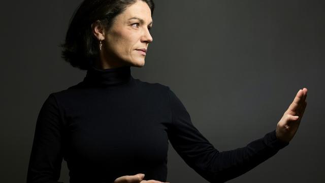 Chantal Jouanno, le 7 janvier 2014 à Paris [Joël SAGET / AFP/Archives]