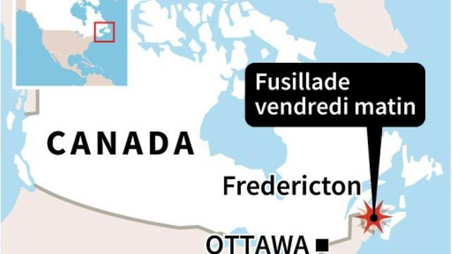 Fusillade au Canada [ / AFP]