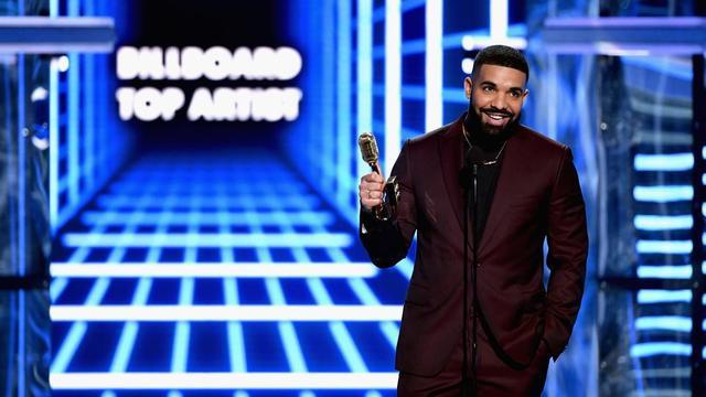 Le rappeur canadien Drake, interprète notamment de «One Dance», arrive en tête des artistes les plus streamés de la décennie sur Spotify, avec quelque 28 milliards d'écoutes.
