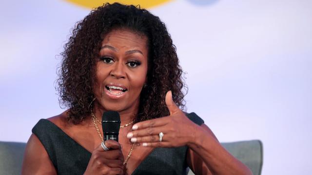 Michelle Obama a lancé un podcast en juillet pour parler de sujets de société.