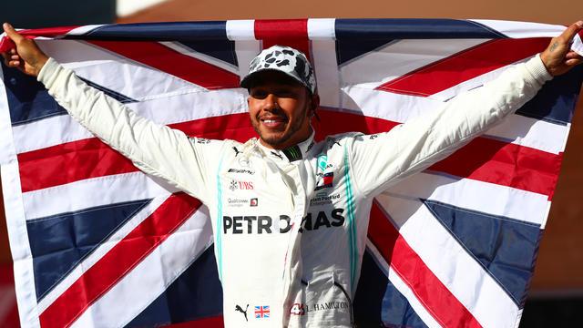 Lewis Hamilton n'est plus qu'à un sacre du record