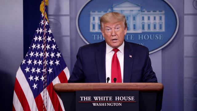 Les prises de paroles de Donald Trump sont plus critiquées qu'avant par la chaine conservatrice