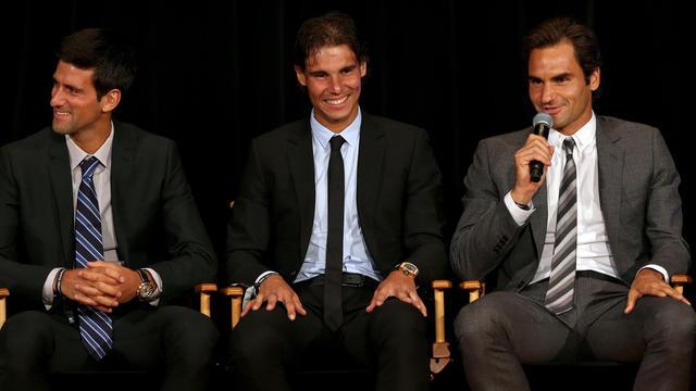 Les trois joueurs sont potentiellement les meilleurs joueurs de tous les temps