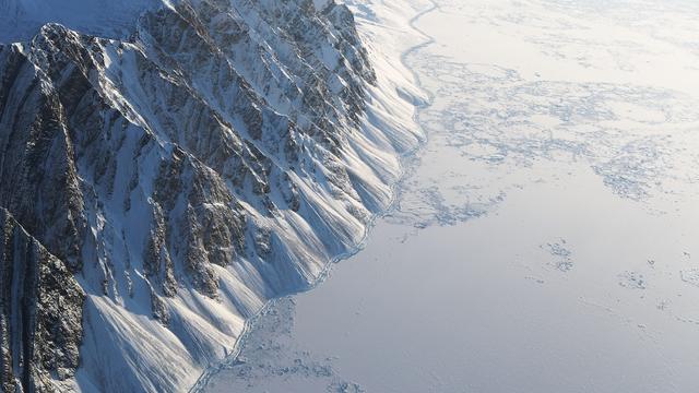 Depuis 2010, le Groenland a perdu 286 gigatonnes de glace par an.