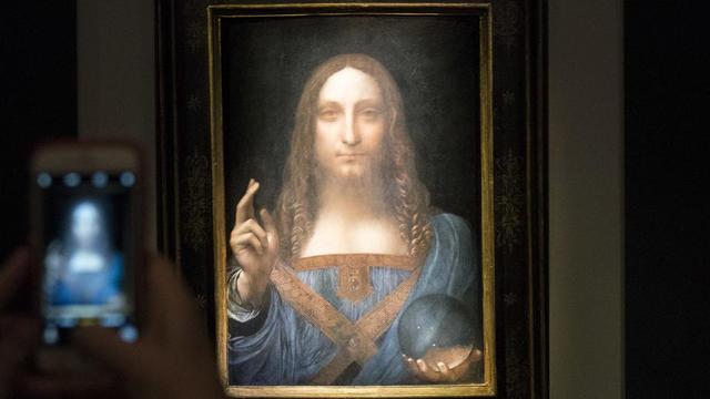 Le Mystere De La Peinture La Plus Chere Du Monde De Leonard De Vinci Resolu Cnews