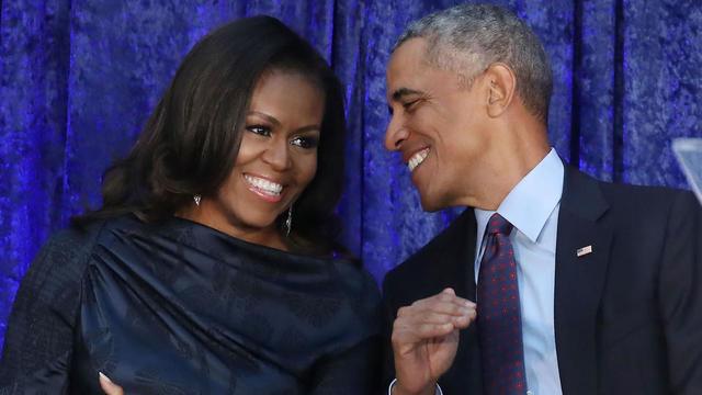 Barack Obama est le premier invité du nouveau podcast de Michelle Obama