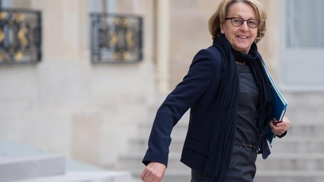 La ministre de la Fonction publique, Marylise Lebranchu, le 14 mai 2013 à Paris [Bertrand Langlois / AFP/Archives]