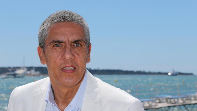 L'acteur français Samy Naceri le 19 mai 2013 au festival de Cannes [Loïc Venance / AFP/Archives]