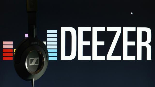 Le groupe français Deezer, un des pionniers de la musique en streaming, a annoncé mardi son projet d'introduction à la bourse de Paris [Lionel Bonaventure / AFP/Archives]