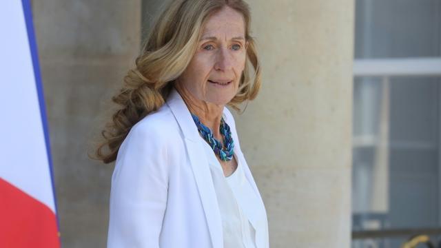 La ministre de la Justice Nicole Belloubet le 3 juillet 2019 à Paris [ludovic MARIN / AFP/Archives]