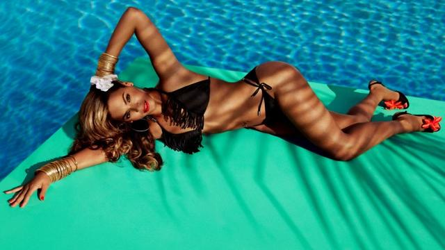 Beyoncé pour H&M.