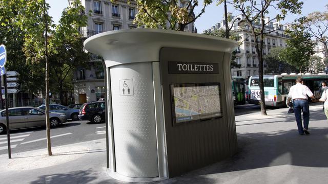 Plus de 13 millions de personnes ont fréquenté les 400 sanisettes de Paris.