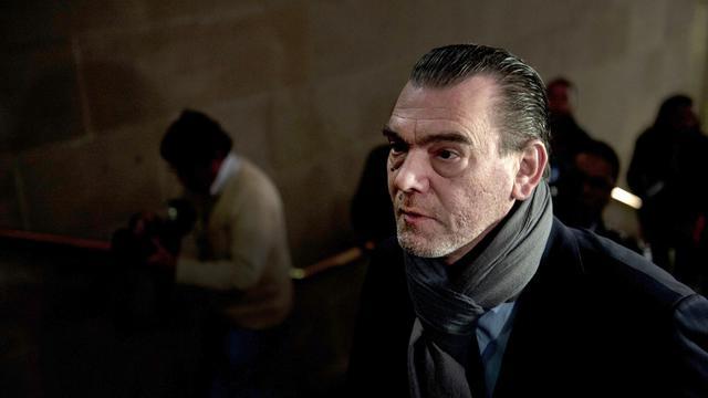 L'avocat Frank Berton le 23 janvier 2013 à Mexico [Yuri Cortez / AFP/Archives]