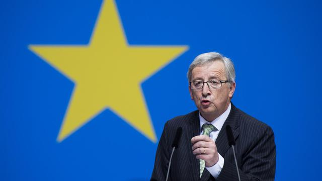 Jean-Claude Juncker, le 5 avril 2014, à Berlin [Odd Andersen / AFP/Archives]