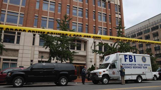 Un tireur non identifié a ouvert le feu mercredi sur un gardien de sécurité travaillant au siège d'une organisation chrétienne conservatrice de Washington, a indiqué la police.[GETTY IMAGES NORTH AMERICA]
