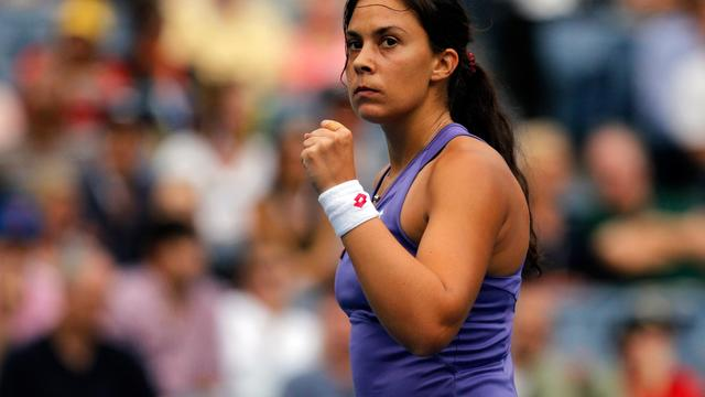 Marion Bartoli a été victime de la pluie qui a interrompu son quart de finale face à Maria Sharapova alors qu'elle était très bien partie et Richard Gasquet a lui de nouveau été victime de David Ferrer, mardi à l'US Open lors d'une 9e journée de compétition tronquée par la pluie.[GETTY IMAGES NORTH AMERICA]