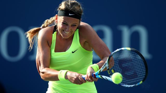 Victoria Azarenka a beau être N.1 mondiale, elle peut trembler à l'heure d'affronter samedi (23h00 GMT) en finale de l'US Open Serena Williams, qui a poursuivi vendredi son entreprise de démolition. [GETTY IMAGES NORTH AMERICA]