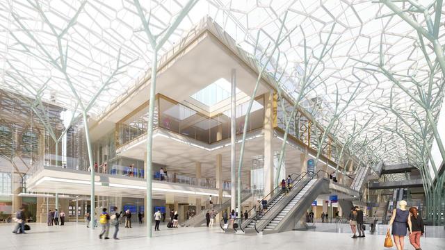 Les travaux de la future gare devrait débuter en 2020.