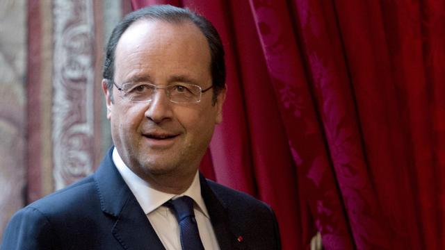François Hollande à l'Elysée, à Paris, le 29 avril 2014 [Alain Jocard / AFP/Archives]