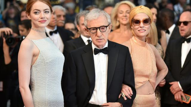 Le film permet de retrouver la pétillante rousse Emma Stone à la carrière météorique [Bertrand Langlois / AFP/Archives]