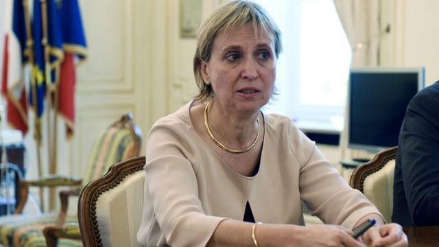 La préfète du Pas-de-Calais Fabienne Buccio à Calais, le 10 novembre 2015 [DENIS CHARLET / AFP]