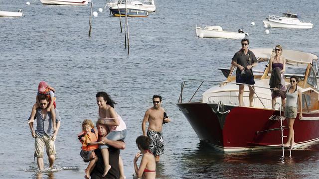 Les Petits Mouchoirs, Intouchable, l'Arnacoeur ... font la promotion du tourisme en France
