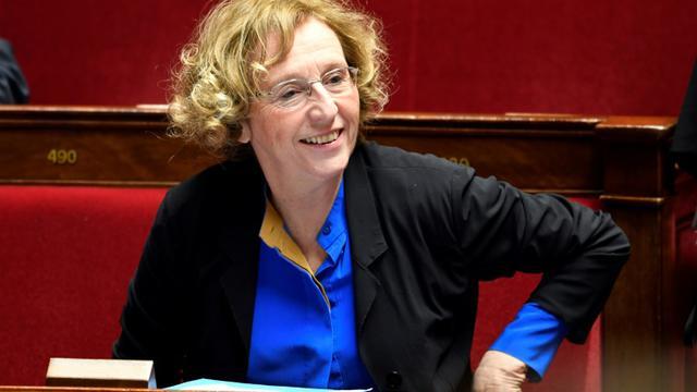 La ministre du Travail Muriel Pénicaud à l'Assemblée nationale le 21 novembre 2017 [BERTRAND GUAY / AFP/Archives]