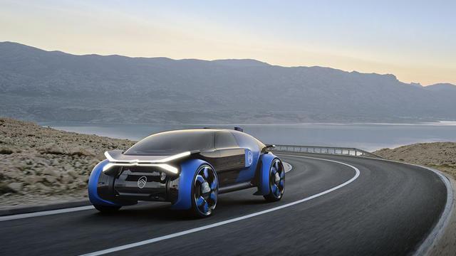 Le concept 19_19 de Citroën roulera des mécaniques lors de l'événement.