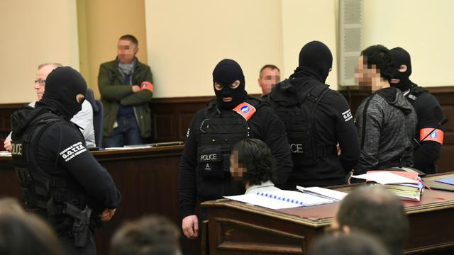 Salah Abdeslam ne fait pas appel de sa condamnation — Fusillade à Bruxelles