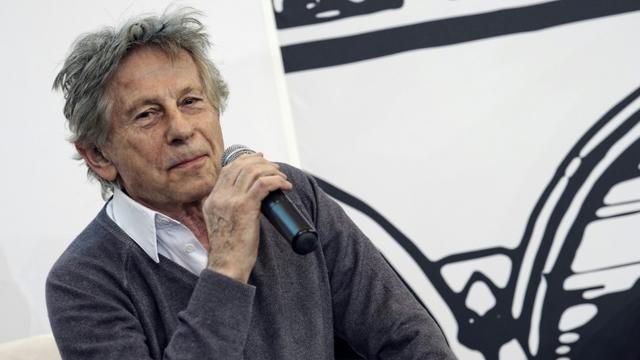 Roman Polanski le 20 mars 2015 à Paris  [Lionel Bonaventure / AFP/Archives]