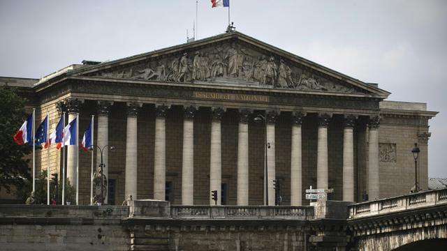 L'Assemblée nationale votera le mercredi 10 février sur le projet controversé de révision constitutionnelle annoncé par François Hollande après les attentats du 13 novembre [JOEL SAGET / AFP/Archives]