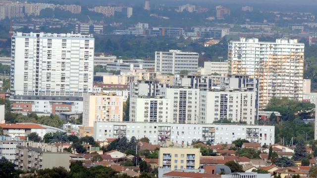 Vue du quartier du Mirail à Toulouse [Pascal Pavani / AFP/Archives]