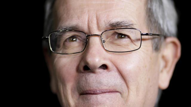 Le président de PSA Peugeot Citroën, Philippe Varin, le 25 novembre 2013 à Paris  [Kenzo Tribouillard / AFP/Archives]
