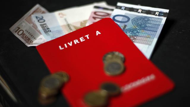 Illustration d'un Livret A bancaire [Guillaume Baptiste / AFP/Archives]
