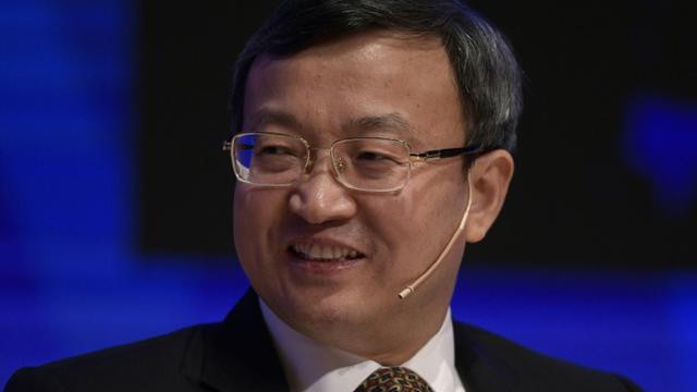 Le vice-ministre du Commerce chinois, Wang Shouwen à Buenos Aires, le 12 décembre 2017  [Juan MABROMATA / AFP/Archives]