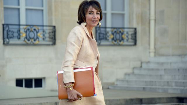 La ministre des Affaires sociales et de la Santé Marisol Touraine à la sortie du conseil des ministres le 23 septembre 2015 à l'Elysée à Paris [BERTRAND GUAY / AFP]