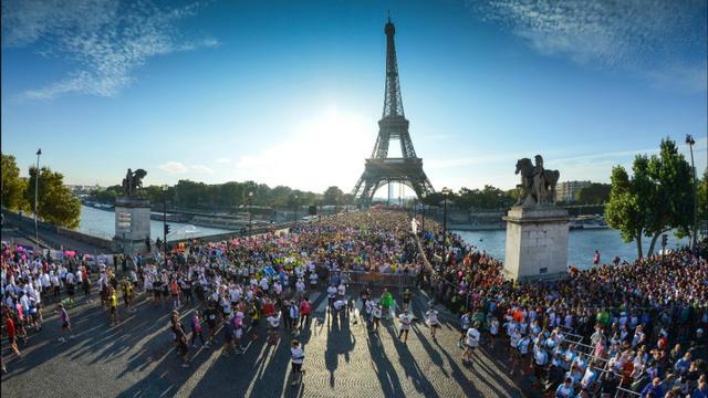 Près de 25 000 personnes devraient prendre le départ des 20 km de Paris, en octobre.