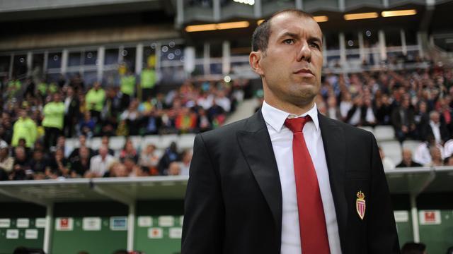 Leonardo Jardim le 24 août 2014 au stade la Beaujoire à Nantes [Jean-Sebastien Evrard / AFP/Archives]