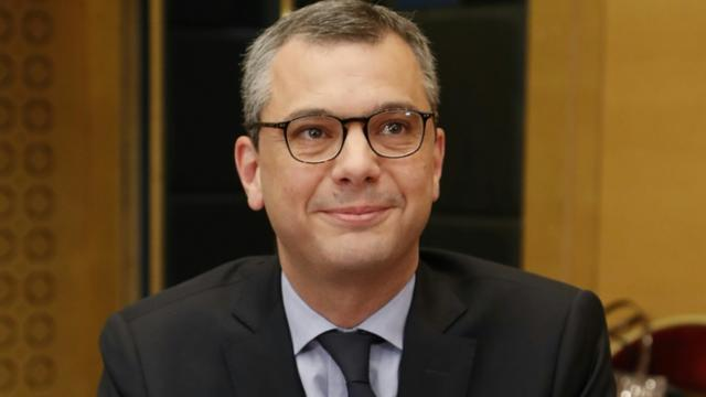 Alexis Kohler, le 26 juillet 2018 [FRANCOIS GUILLOT / AFP/Archives]
