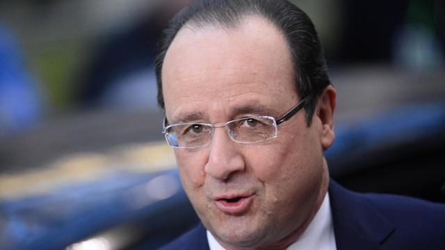 François Hollande, à Bruxelles, le 20 décembre 2013 [Lionel Bonaventure / AFP/Archives]