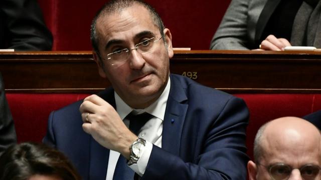 Laurent Nuñez à l'Assemblée nationale, en décembre 2018 [Philippe LOPEZ / AFP/Archives]