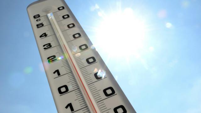 L'année 2016 devrait battre un nouveau record de chaleur avec une température planétaire moyenne supérieure d'environ 1,2°C au niveau de l'ère pré-industrielle [DENIS CHARLET / AFP/Archives]