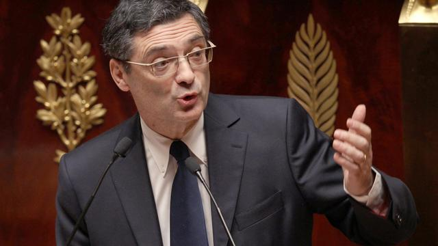 Le député UMP et président du conseil général des Hauts-de-Seine, Patrick Devedjian, le 22 décembre 2011 à l'Assemblée nationale  [Jacques Demarthon / AFP/Archives]