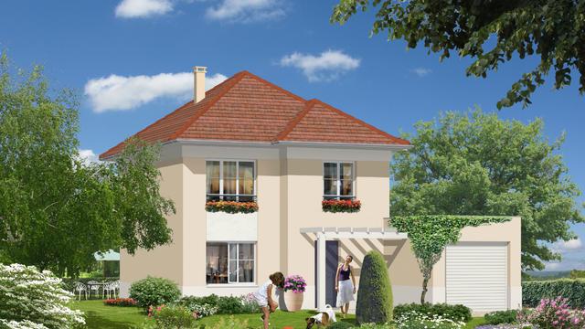 «Le Domaine du Château» va voir le jour au Pin (77).
